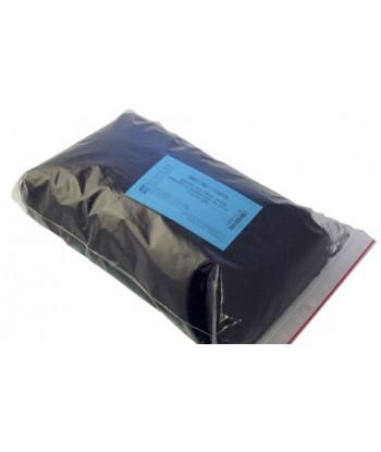 """Ecotone Filet """"Polyester 75/2"""" (maille 16mm) Noir - 3 mètres"""