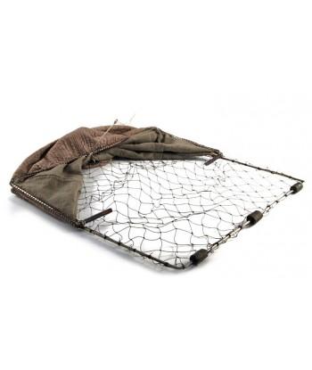 Clap net tente 40 x 40 cm pour attraper et baguer oiseaux lors du baguage