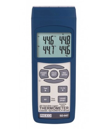 REED SD-947 Thermomètre thermocouple