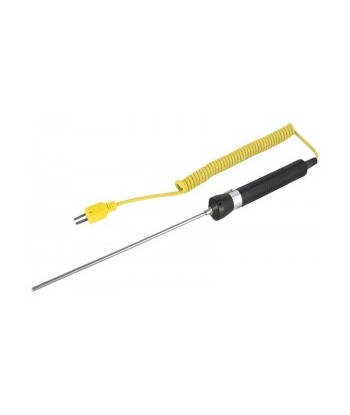 REED R2950 Sonde thermocouple à immersion, Type K