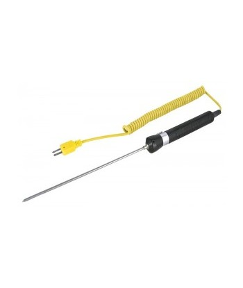 REED R2960 Sonde thermocouple à pointe d'aiguille, Type K
