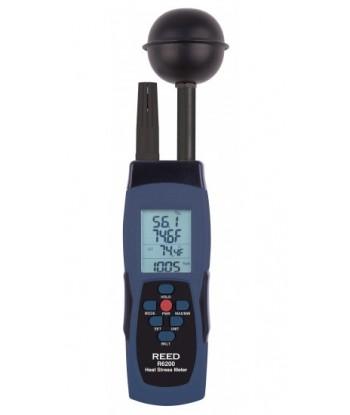 REED R6200 Compteur de contrainte thermique WBGT