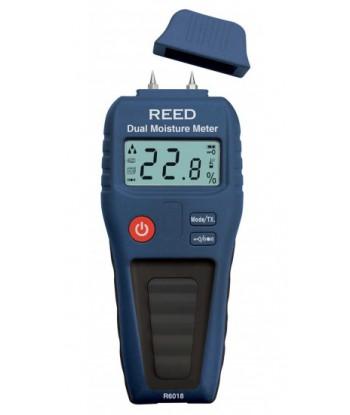 REED R6018 Hygromètre double, avec ou sans tige
