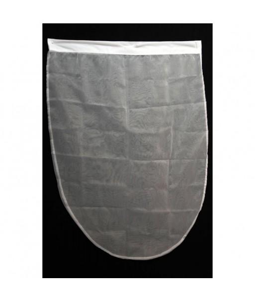 Poche Polyester pour Filet à Papillon - Couleur Blanche